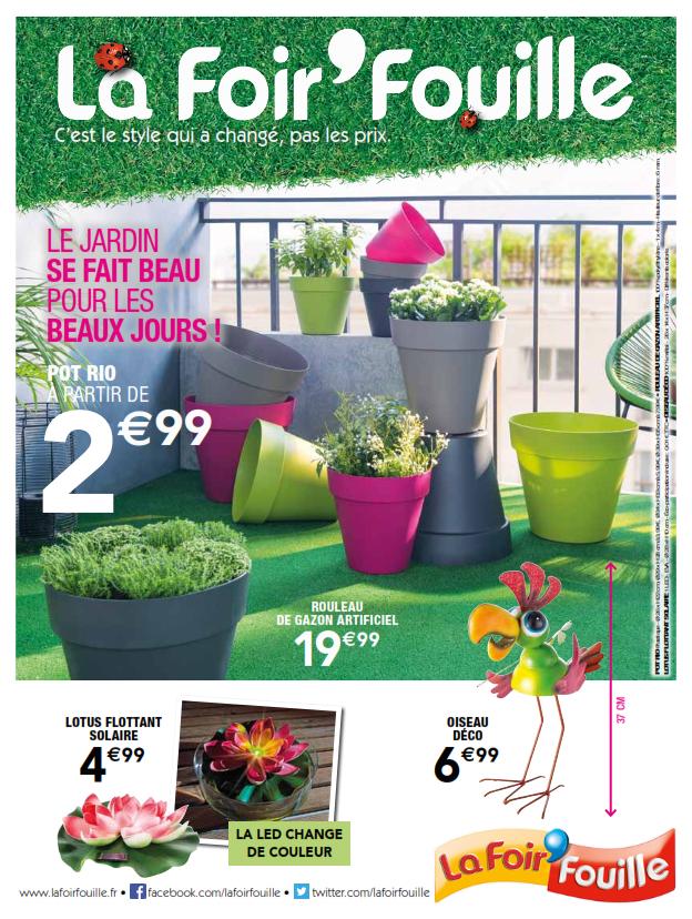 Catalogue La Foir-fouille Unique Stock Chaise Pliante Foir Fouille ...