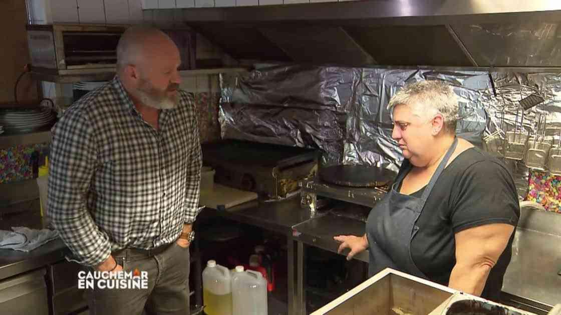 Cauchemar En Cuisine Ramsay Streaming Élégant Photos Cauchemar En Cuisine Avec Philippe Etchebest En Replay Sur 6play De