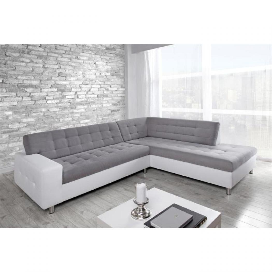 Cdiscount Canapé Convertible Élégant Images Canaps Habitat soldes Cool Canap Duangle Cuir Blanc but with Canaps