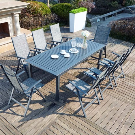 Chaise De Jardin Auchan Impressionnant Photographie Beautiful Salon De Jardin Aluminium Auchan Contemporary