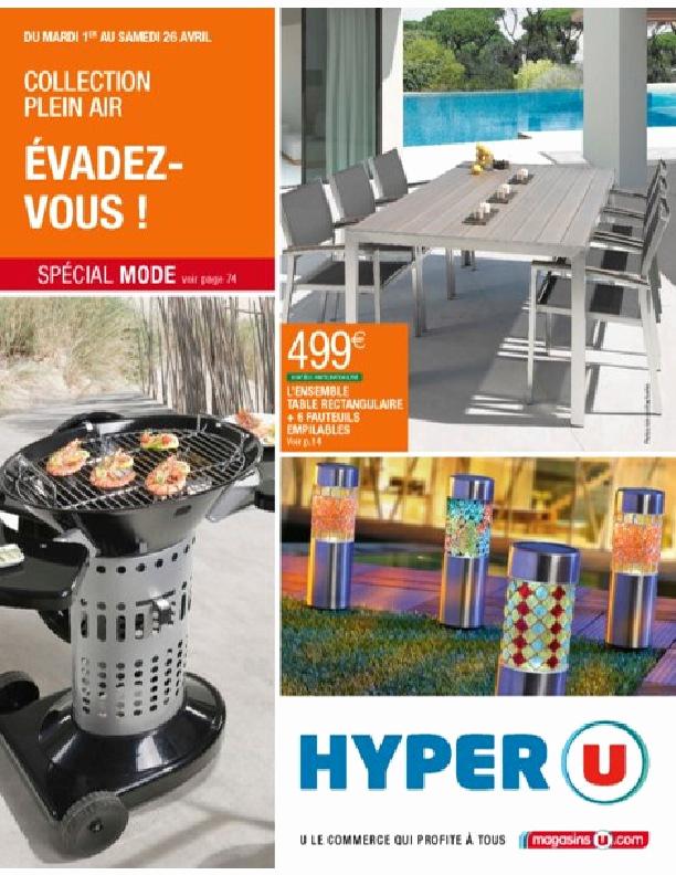 Chaise De Jardin Super U Frais Galerie Super U Table De Jardin Impressionnant Table De Jardin Hyper U Plus