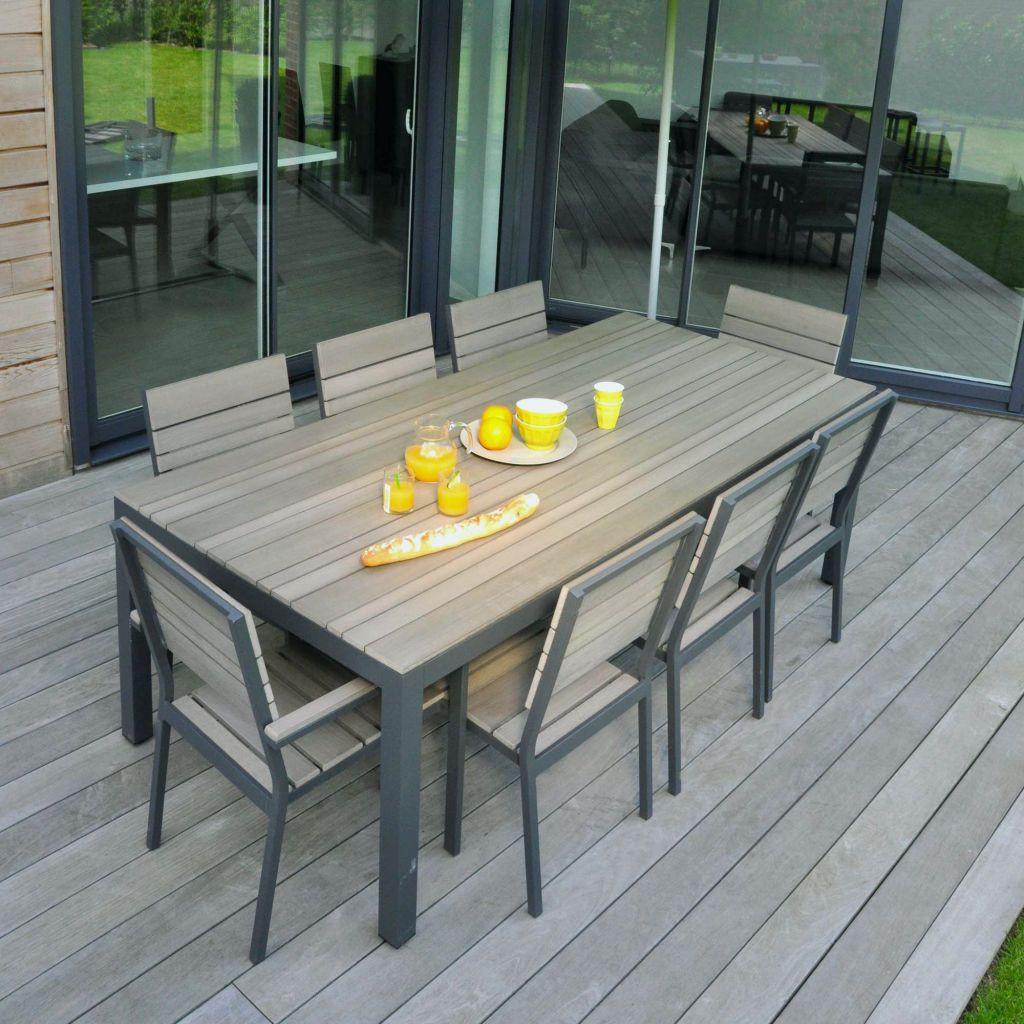 Chaise De Jardin Super U Luxe Collection Table De Jardin Super U