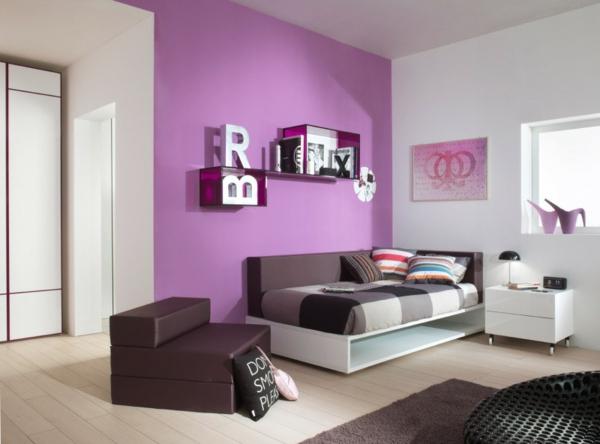 Chambre Ado Fille Moderne 2013 Violet Beau Image Chambre Ado 25 Idées Inspirantes Pour Filles Et Gar§ons