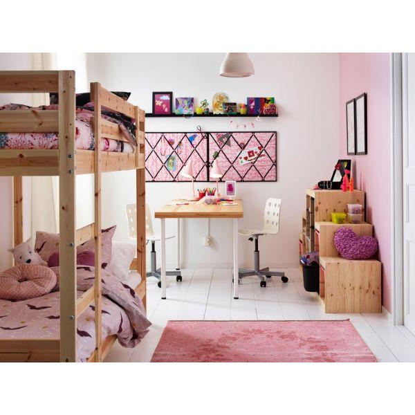 Chambre Ado Fille Moderne 2013 Violet Impressionnant Photos Chambre Pour 2 Enfants Par Ikea