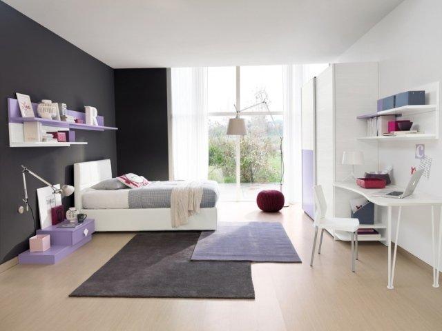 Chambre Ado Fille Moderne 2013 Violet Inspirant Photographie Ameublement Chambre Ado En 95 Idées Pour Filles Et Gar§ons