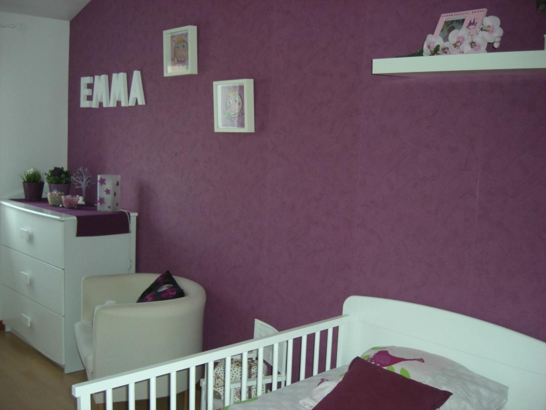 Chambre Ado Fille Moderne 2013 Violet Nouveau Collection Etagere Decoratif Blanc Rouge Etgris