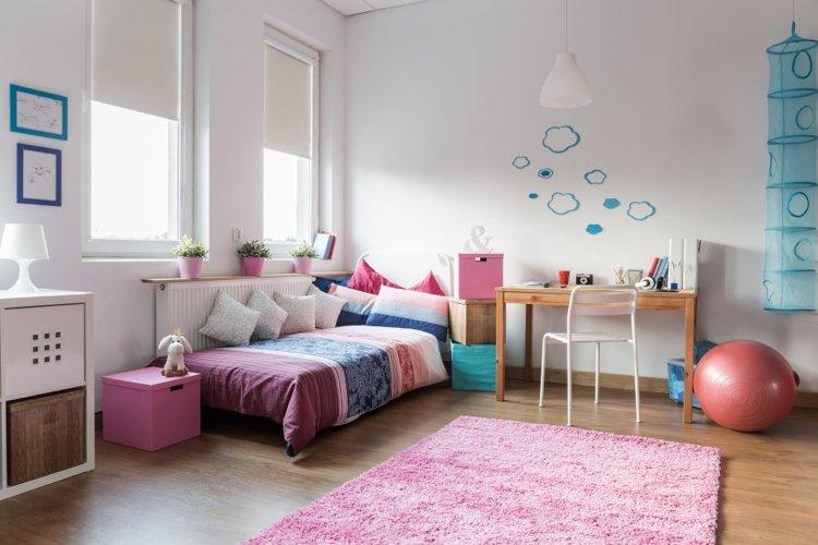 Chambre Ado Fille Moderne 2013 Violet Nouveau Photos Chambre Ado 25 Idées  Inspirantes Pour Filles Et Gar§ons