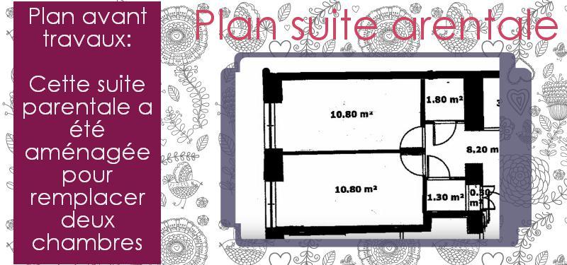 Chambre Avec Salle De Bain Et Dressing Beau Photos Marron Intérieur Idées De Décor En Consort Avec Suite Parentale Avec