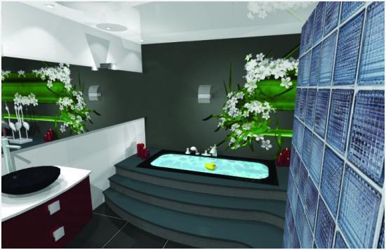 Chambre Avec Salle De Bain Et Dressing Luxe Photos Plan Salle De Bain 3d Populairement Plan Chambre Parentale Avec