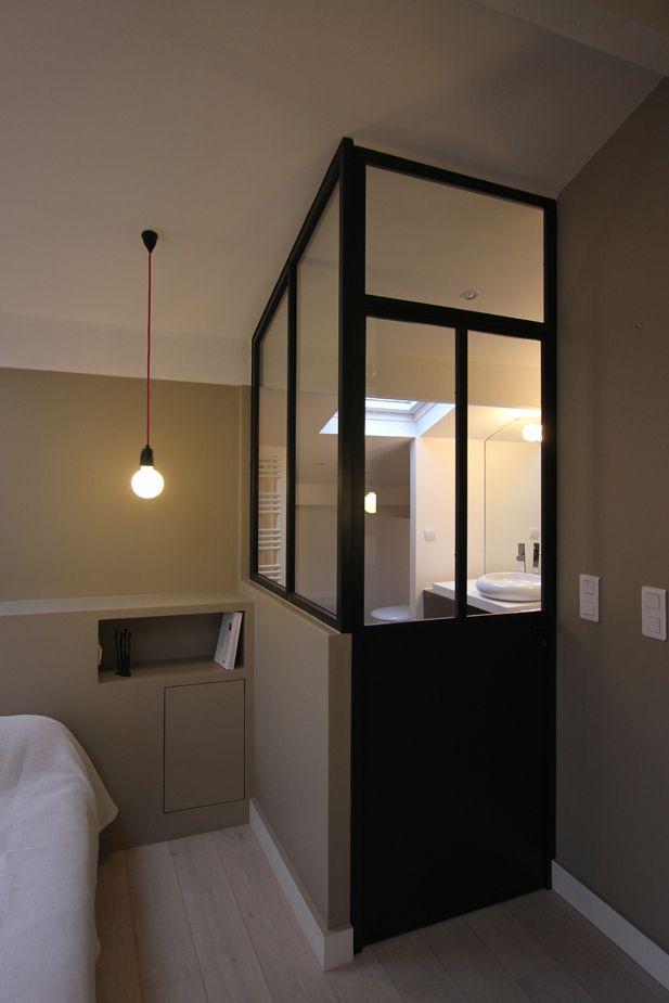 Chambre Avec Salle De Bain Et Dressing Luxe Photos Salle De Bain sous Bles H & G Pinterest