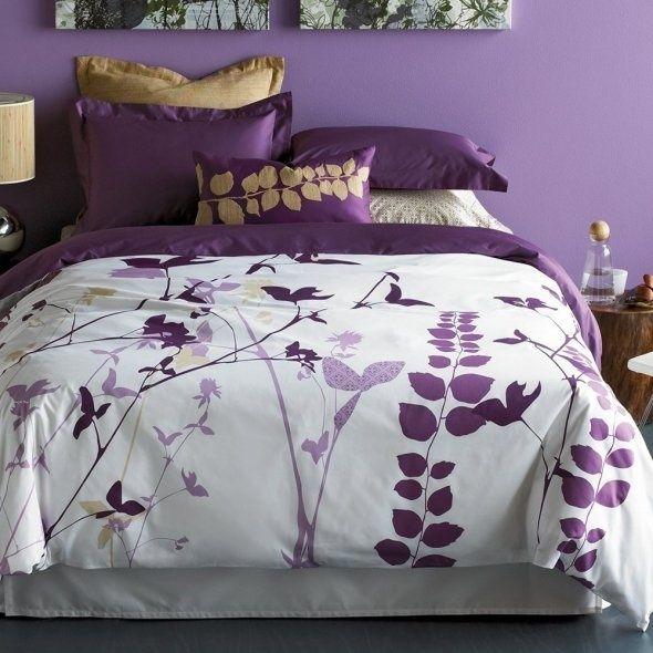Chambre Violet Gris Beau Galerie Purple Bedroom Idea for Anney Lo Necesito Pinterest