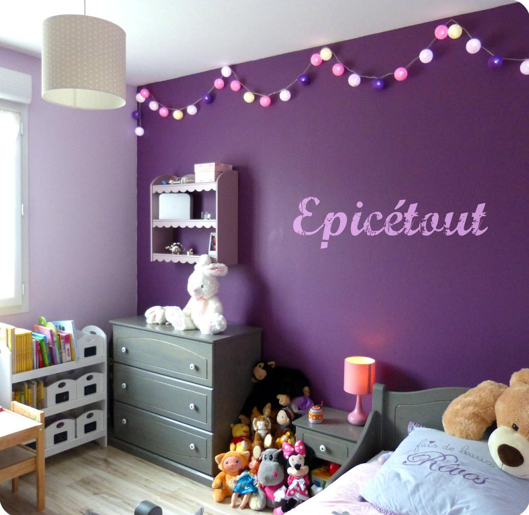 Chambre Violet Gris Luxe Images Ment Décorer Sa Chambre Violet Bleu