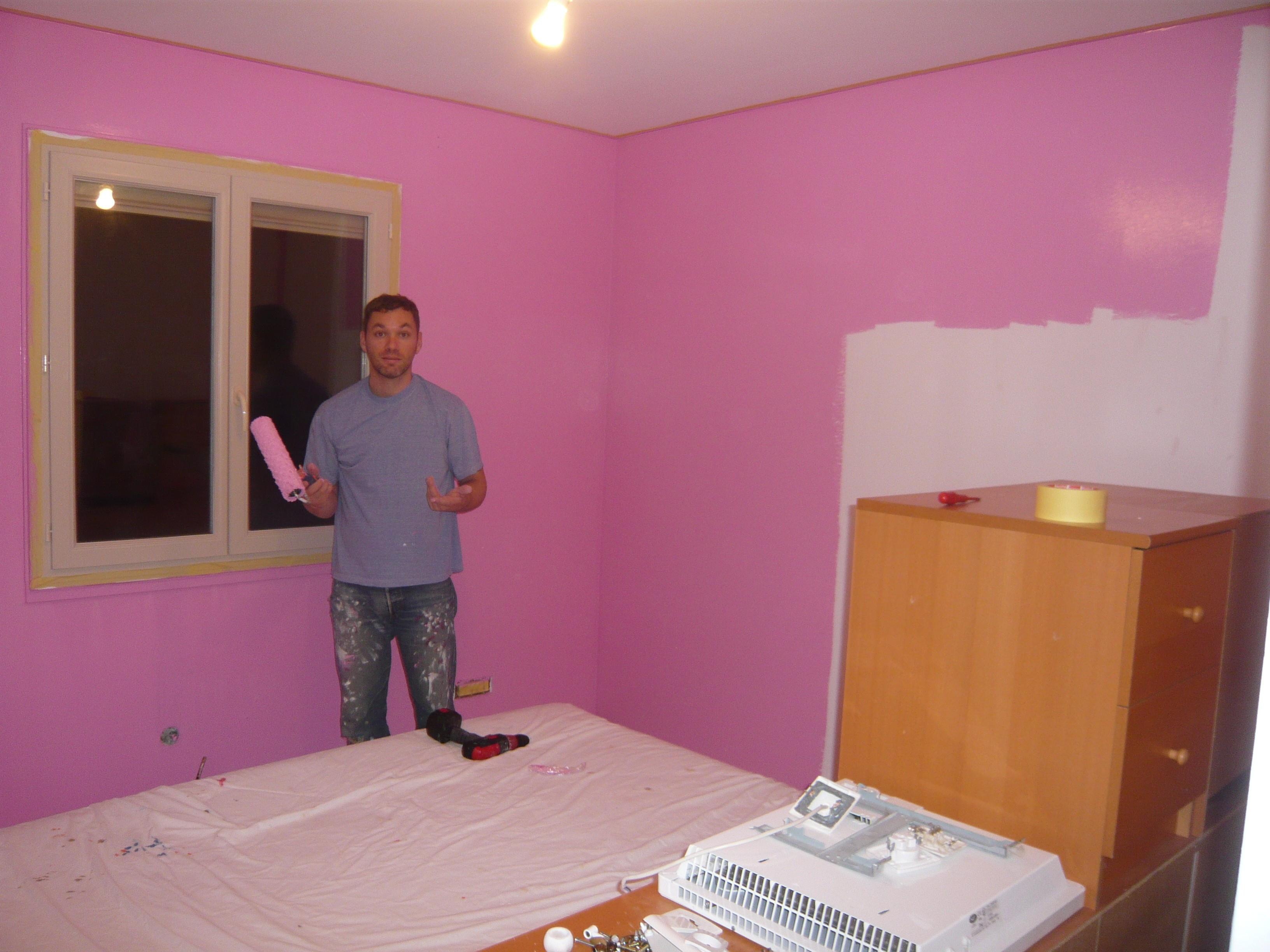 Chambre Violet Gris Luxe Photos Luxe 40 De Peinture Chambre Fille Des Idées