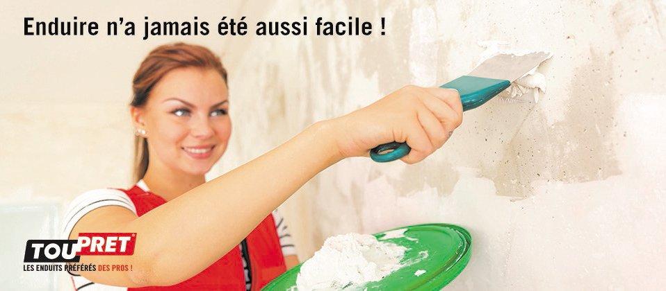 Chauffage Infrarouge Salle De Bain Leroy Merlin Beau Stock toupret Enduits Rebouchage Lissage Au Meilleur Prix