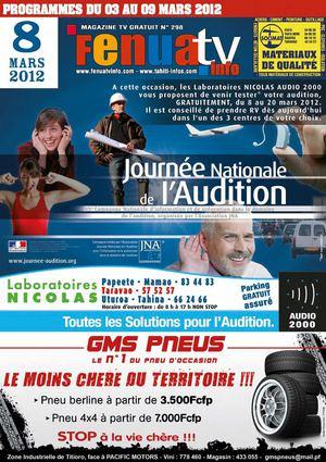 Cheval à Bascule En Bois Ikea Élégant Photos Calaméo Votre Programme Tv Du 03 Au 09 Mars 2012 Avec Fenua Tv