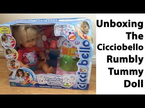 Cicciobello Miam Miam Popo Pas Cher Meilleur De Galerie Cicciobello Sunny Baby Unboxing Youtube