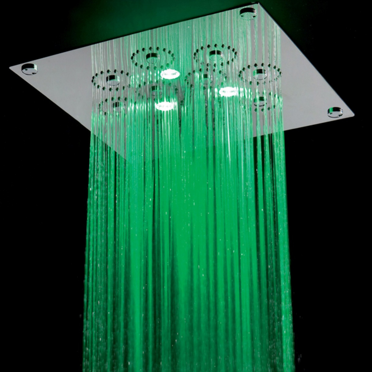 Ciel De Pluie Encastrable Pas Cher Luxe Image Douche Pluie Tropicale Maison Design Wiblia