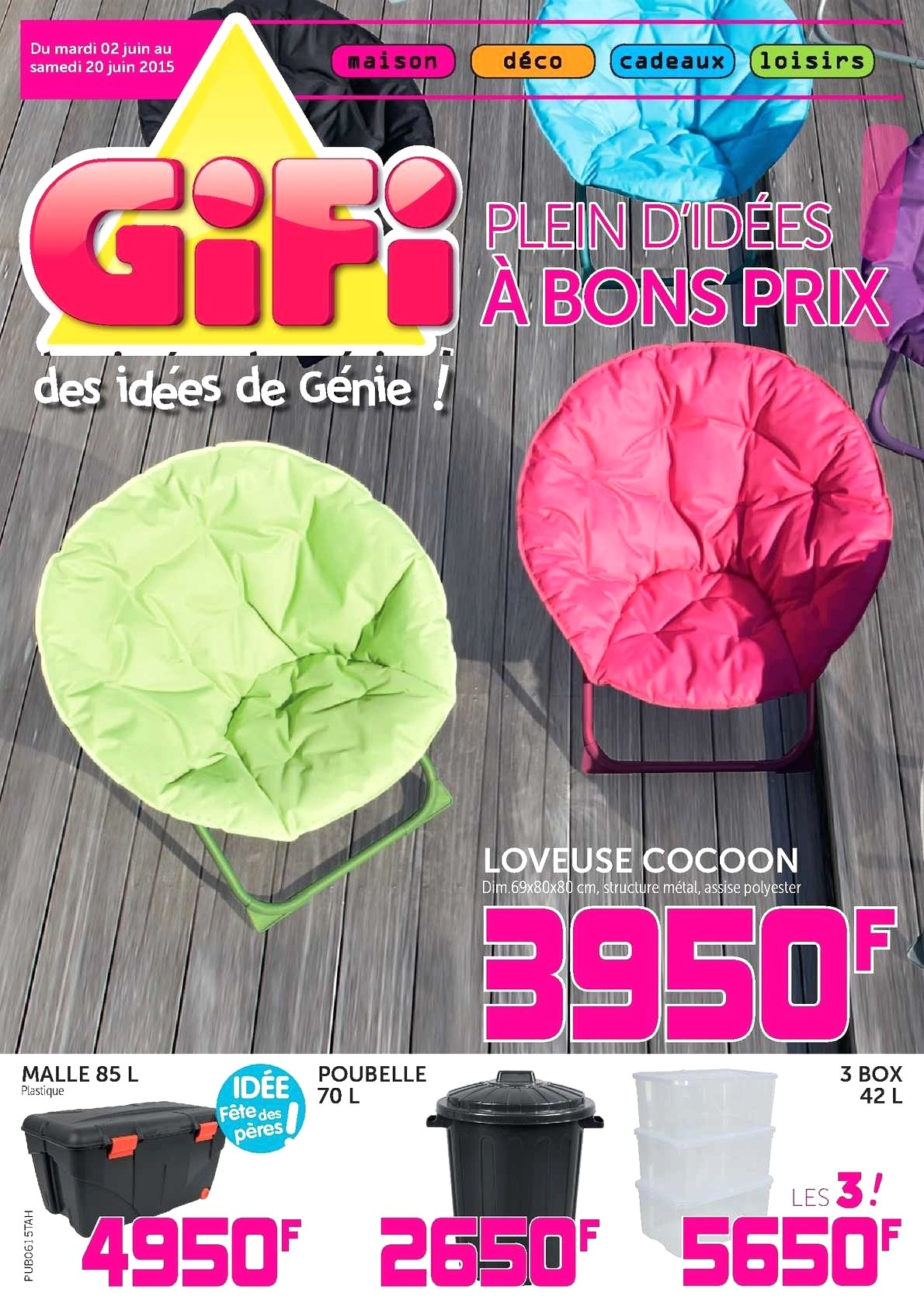 Clic Clac Gifi Luxe Photographie Coussin Bain De soleil Gifi Cool Gifi Coussin De sol Coussin De sol
