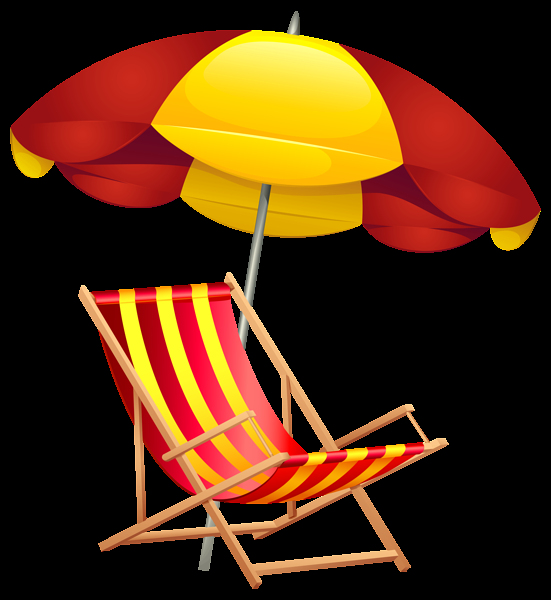 Clipart Ustensiles De Cuisine Impressionnant Collection Beach Chair and Umbrella Png Clip Art Image