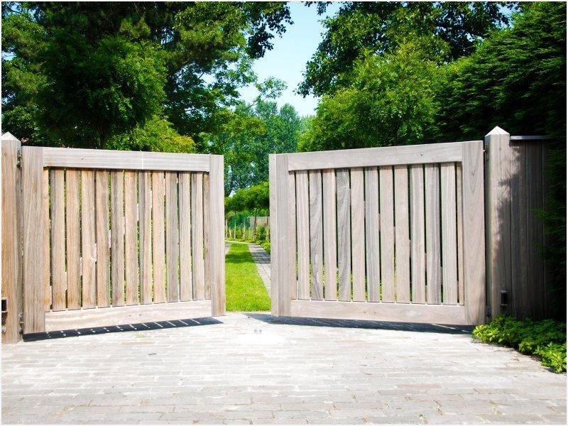 Cloture De Jardin originale Luxe Images √ Bois Pour Portail Vaste Cloture De Jardin En Beton Od Bois & Cl