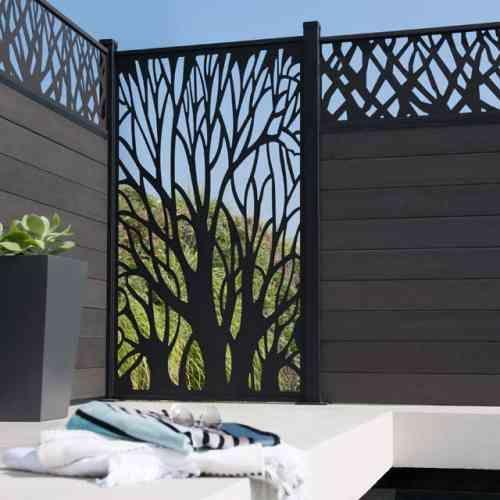 Cloture Moderne Pas Cher Élégant Galerie Cl´ture De Jardin Pas Ch¨re originale Et Design
