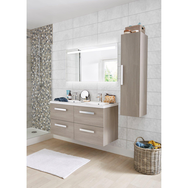Colonne Salle De Bain Teck Leroy Merlin Nouveau Image Meuble Pour Vasque 32 Dsc 0350
