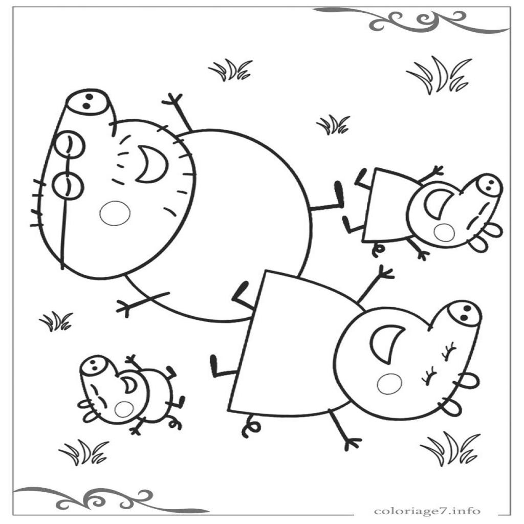 Coloriage De Peppa Pig à Imprimer Beau Stock Frais Coloriage A Imprimer Peppa Pig