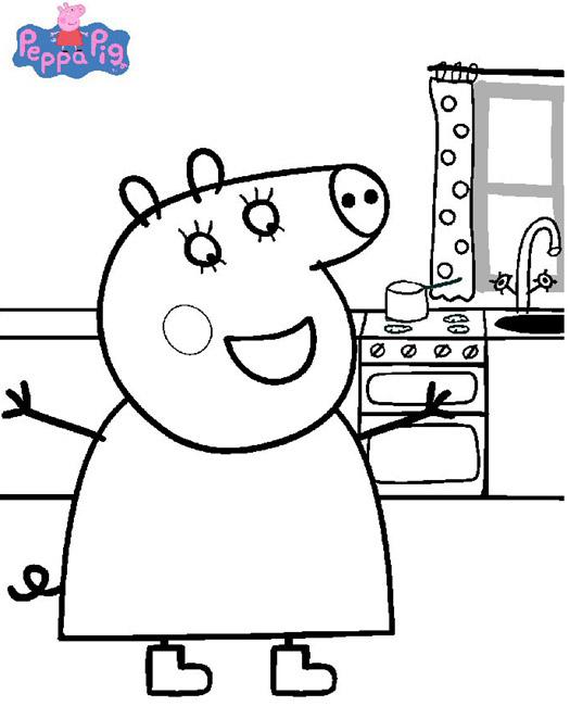 Coloriage De Peppa Pig à Imprimer Nouveau Image Coloriage Noel Peppa Pig Meilleures Idées Coloriage Pour Les Enfants