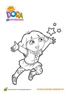 Coloriage Peppa à Imprimer Élégant Photos Les 26 Meilleures Images Du Tableau Coloriages Dora L Exploratrice