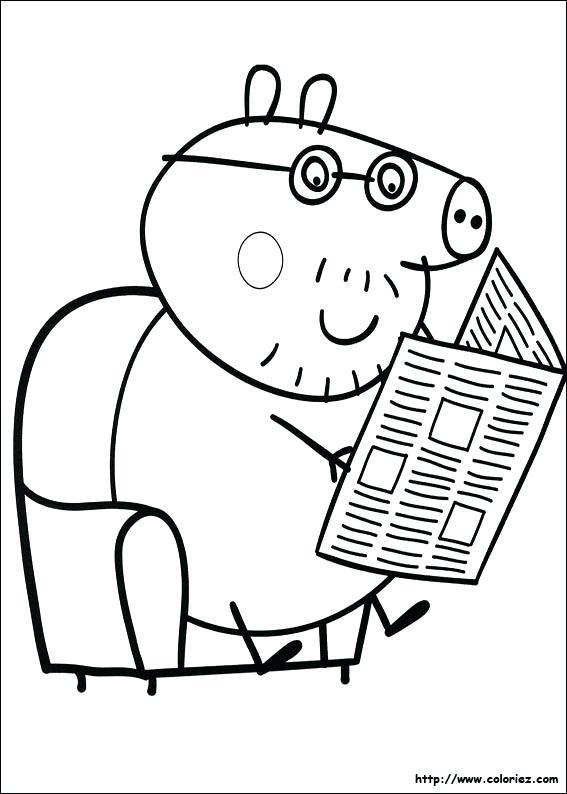 Coloriage Peppa Pig Imprimer Beau Photos Coloriage Peppa Pig Choisis Tes Coloriages Sur Coloriez Papa