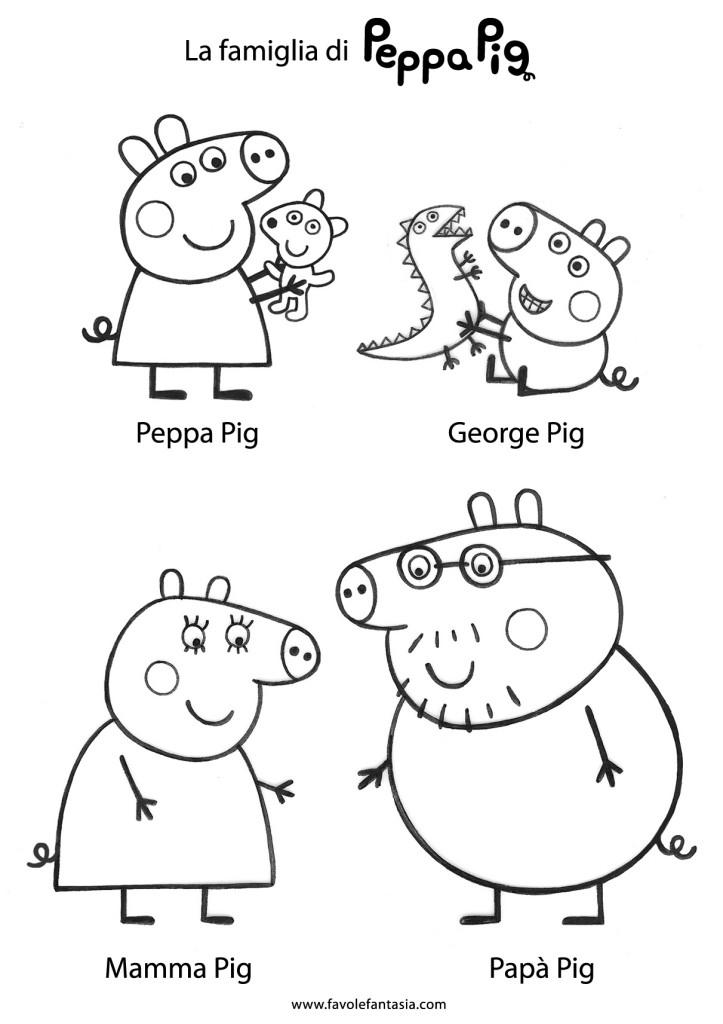 Coloriage Peppa Pig Imprimer Beau Photos Peppa Pig 74 Dessins Animés – Coloriages  Imprimer