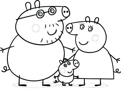 Coloriage Peppa Pig Imprimer Frais Galerie Coloriage Peppa Pig A Imprimer Gratuit Dessin A Colorier Peppa Pig A