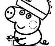 Coloriage Peppa Pig Imprimer Frais Photos Coloriage Peppa Pig Gratuit  Imprimer Liste 20  40