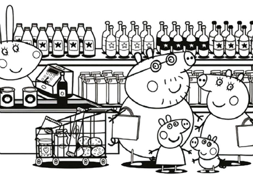 Coloriage Peppa Pig Imprimer Frais Stock Coloriage A Imprimer Hugo Lescargot Peppa Pig 111 Dessins De