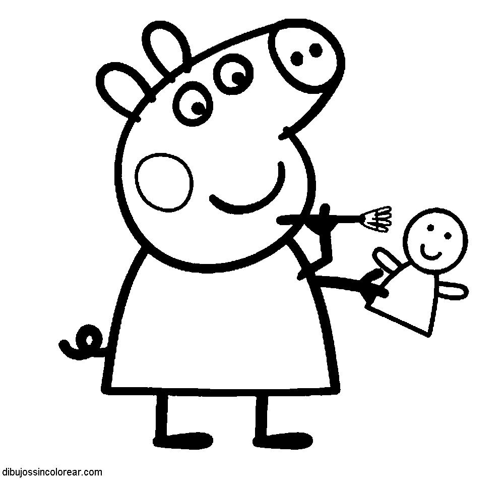 Coloriage Peppa Pig Imprimer Impressionnant Stock Un Coloriage De Peppa Pig 111 Dessins De Coloriage Peppa Pig