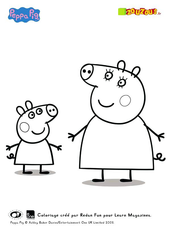 Coloriage Peppa Pig Imprimer Luxe Images Coloriage Peppa Pig A Imprimer Coloriage Peppa Pig Choisis Tes