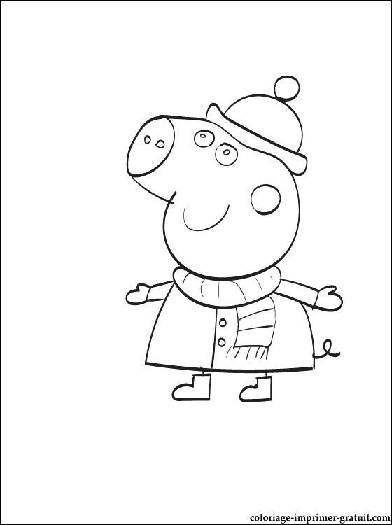 Coloriage Peppa Pig Imprimer Meilleur De Image 111 Dessins De Coloriage Peppa Pig A Imprimer Sur Laguerche Page
