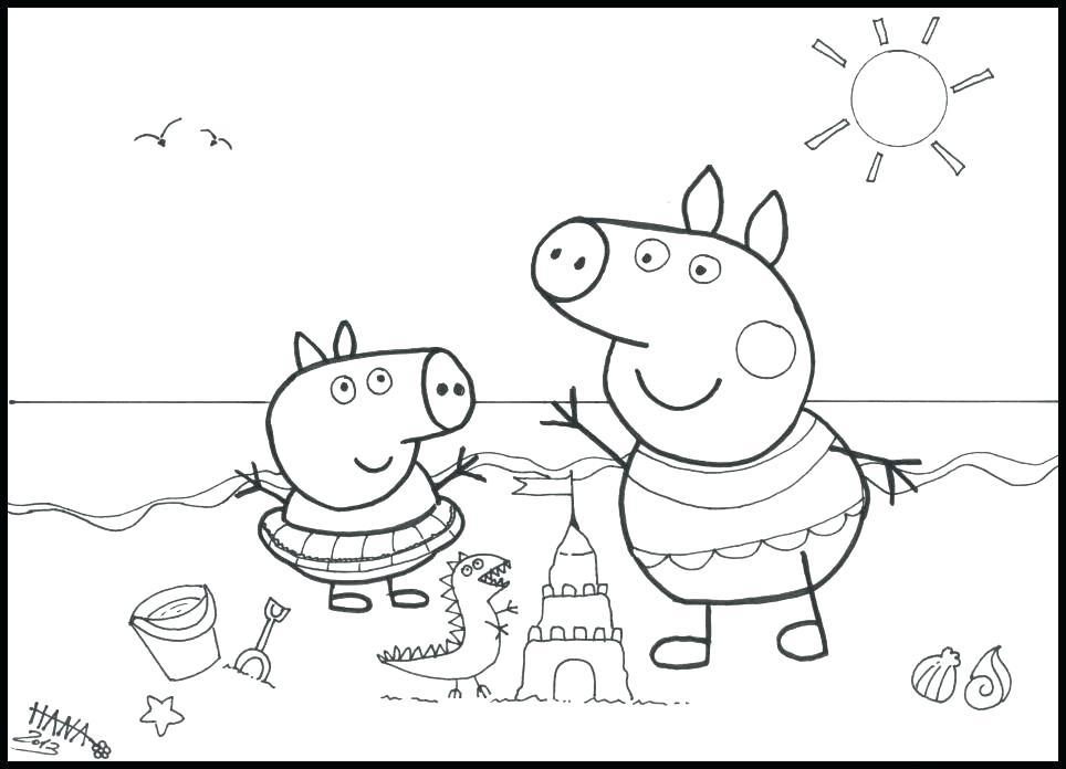 Coloriage Peppa Pig Imprimer Nouveau Galerie Coloriage Peppa Pig A Imprimer Coloriage Peppa Pig A Colorier Dessin