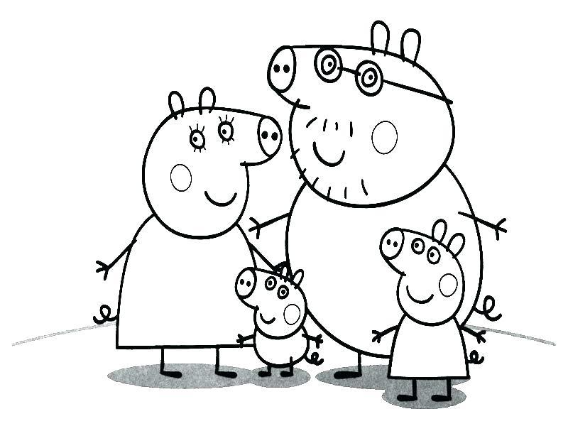 Coloriage Peppa Pig Imprimer Nouveau Image Coloriage Peppa Pig A Imprimer Gratuit Dessin De Peppa Pig Imprimer
