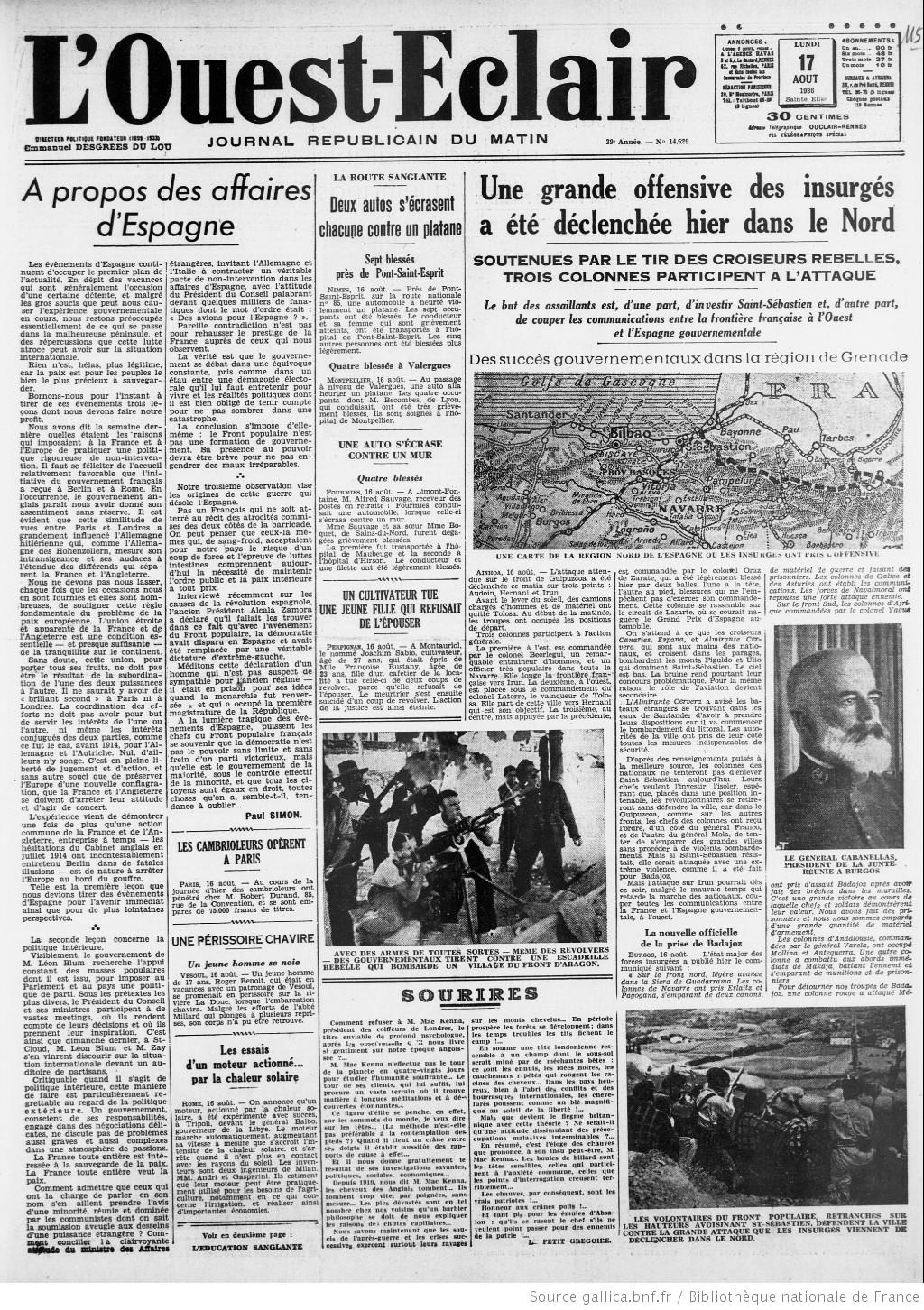 Comment Rehausser Un Lit Trop Bas Beau Photos L Ouest éclair 1936 08 17
