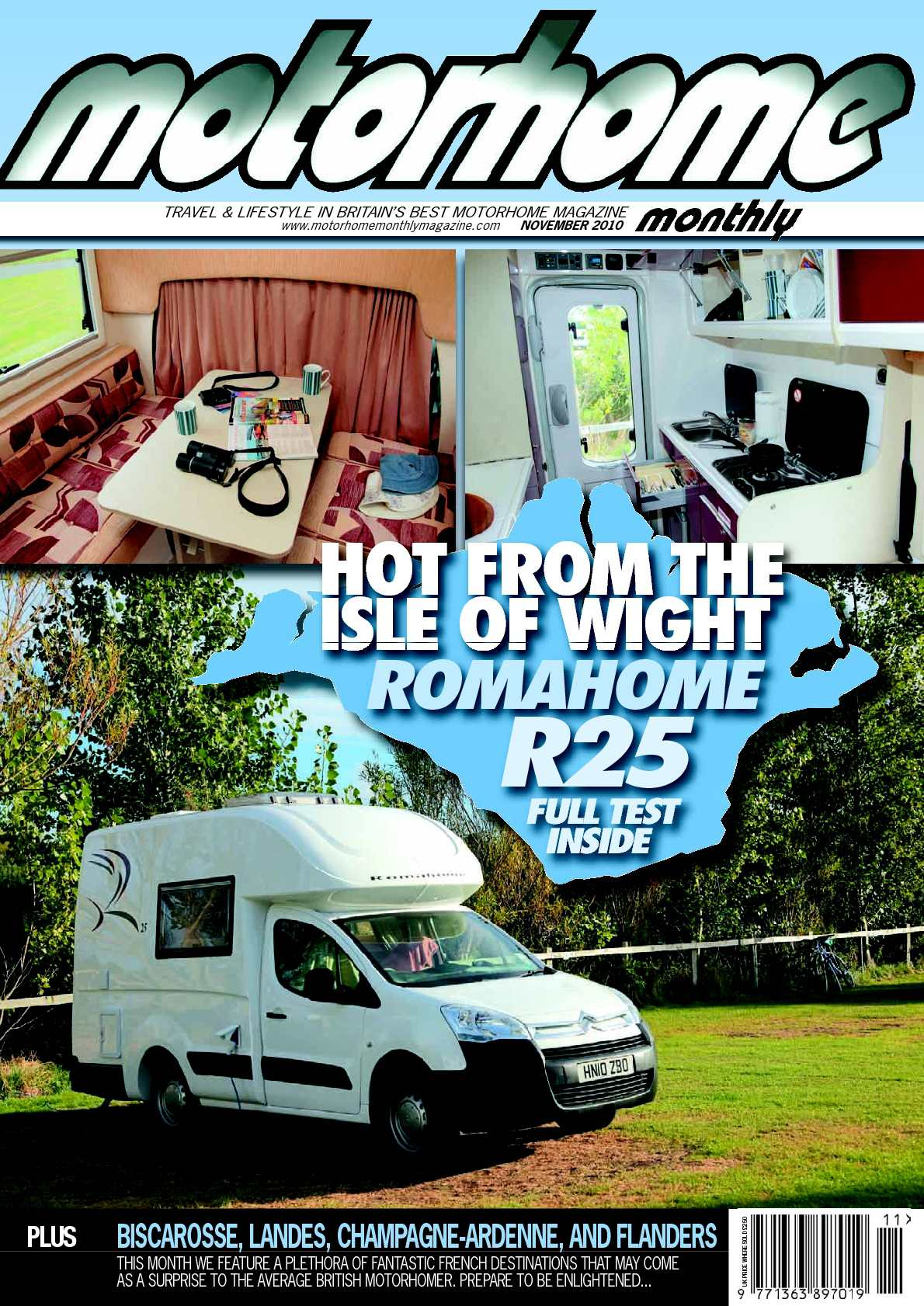 Connecteur Mc4 Leroy Merlin Frais Images Calaméo November 2011 Motorhome Monthly Magazine