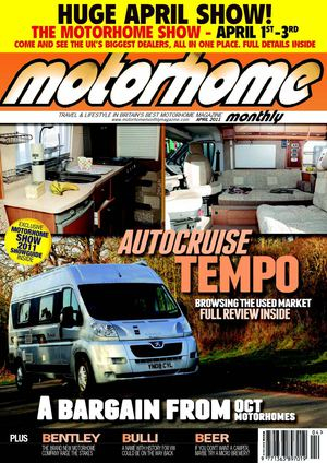 Connecteur Mc4 Leroy Merlin Nouveau Photographie Calaméo April 2011 Motorhome Monthly Magazine