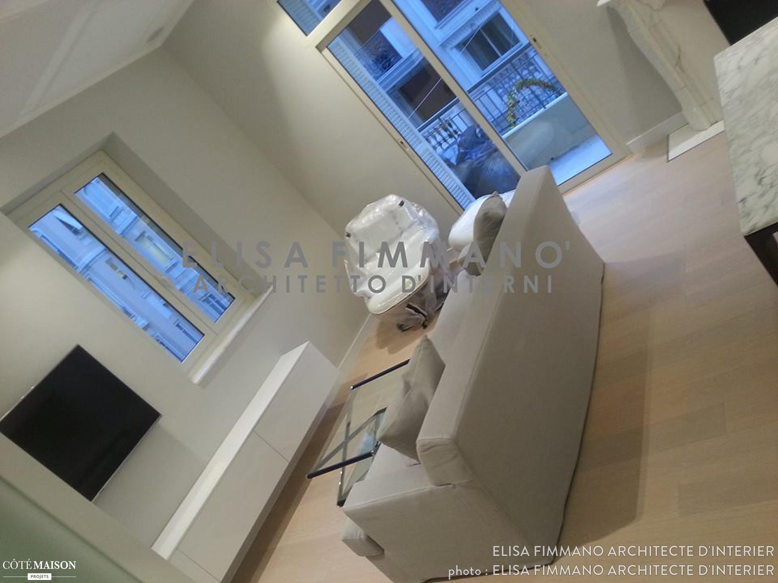 Cote Maison Salle De Bain Inspirant Photos Rénovation D Un Appartement Belle Epoque A Monaco 2 Pi¨ces 50