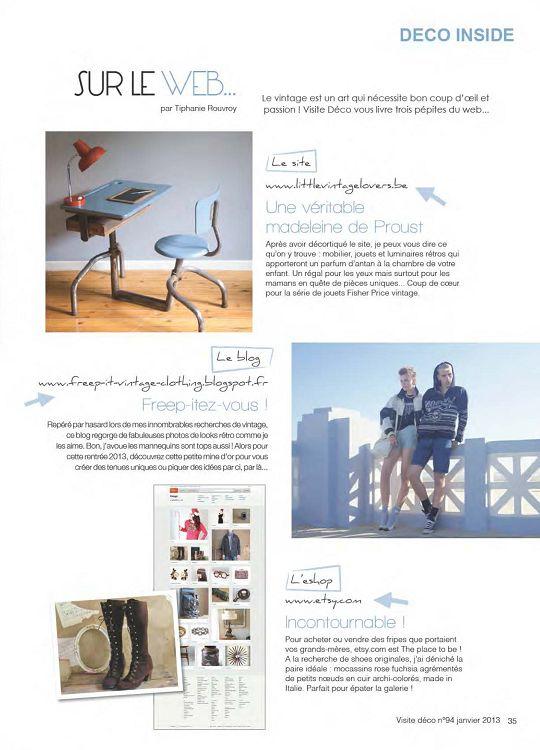 Coup De soleil Mobilier Frais Image Visite Déco N°94 Janvier 2013 Page 96 97 Visite Déco N°94