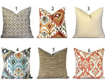 Coussin Thailandais Pas Cher Nouveau Collection Pillow Covers and Curtain Panels Par Mypillowstudio Sur Etsy