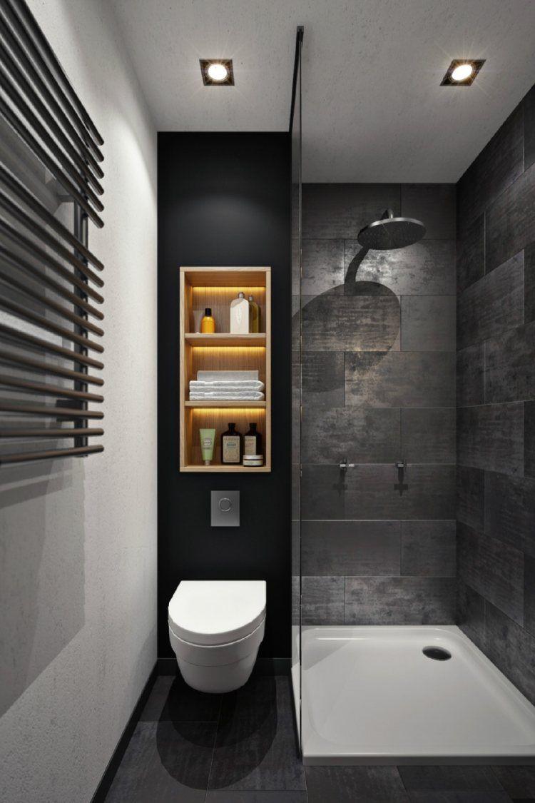 Credence Salle De Bain Lavabo Beau Image 25 Idées Douche  L Italienne Pour Une Salle De Bain Moderne