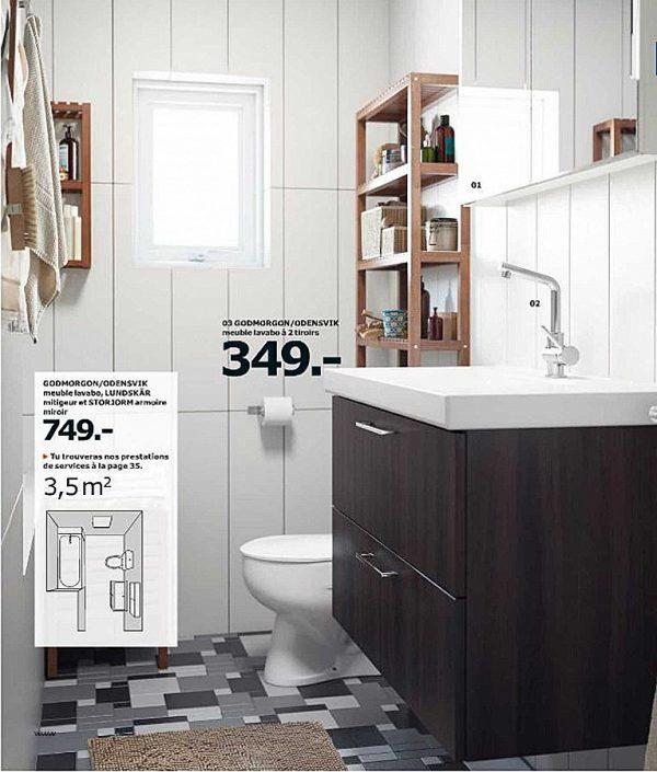 Credence Salle De Bain Lavabo Inspirant Photos De Bains Ikea Salle Désign
