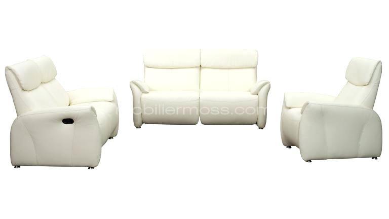 Cuir Center soldes 2017 Impressionnant Stock Elegant Canape Cuir Relax Electrique 3 Places Cuir Center Design