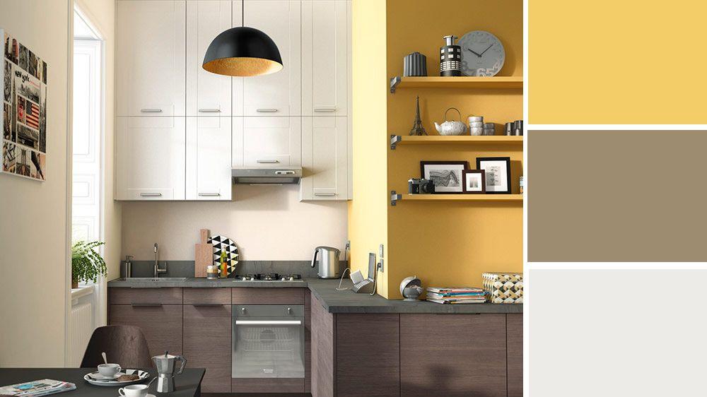 Cuisine All In Castorama Nouveau Collection Quelle Couleur Choisir Pour Une Cuisine étroite M6
