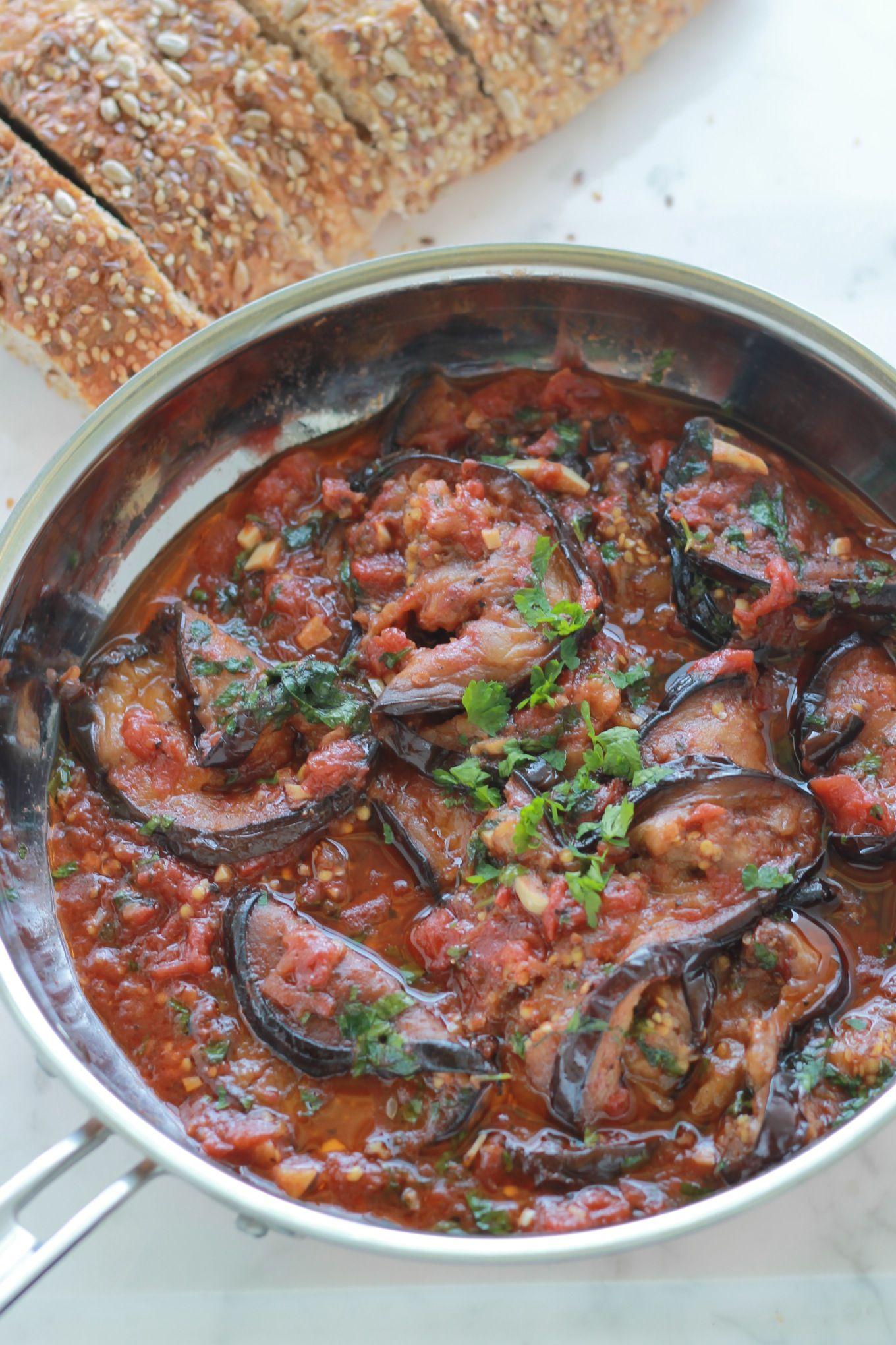 Cuisine Aubergine Et Gris Meilleur De Image Aubergines Sauce tomate Recette Pinterest